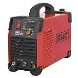 Sealey PP40E Plasma Cutter Inverter, 40Amp, 230V, Red