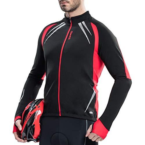 10. Santic Men's Cycling Jacket