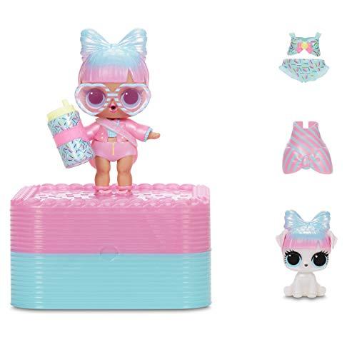 Image 1 - LOL Surprise Poupée Miss Partay et animal de compagnie - avec des modèles, Fizzy Surprises & Accessoires - Deluxe Present Surprise