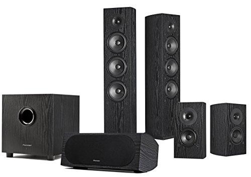 Pioneer SP-PK52FS Andrew Jones 5.1 Home Theater Speaker Package