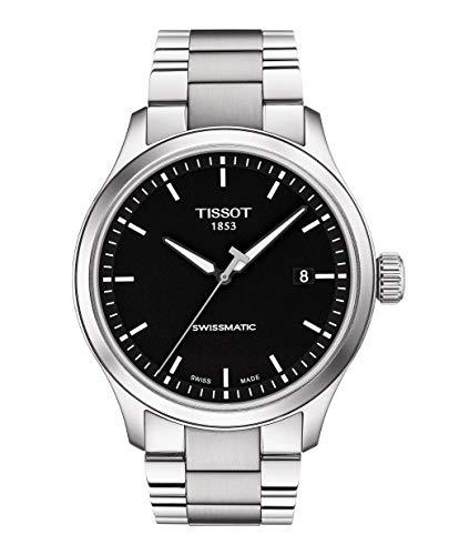 Tissot Herren-Uhren Analog Automatik One Size 87990371