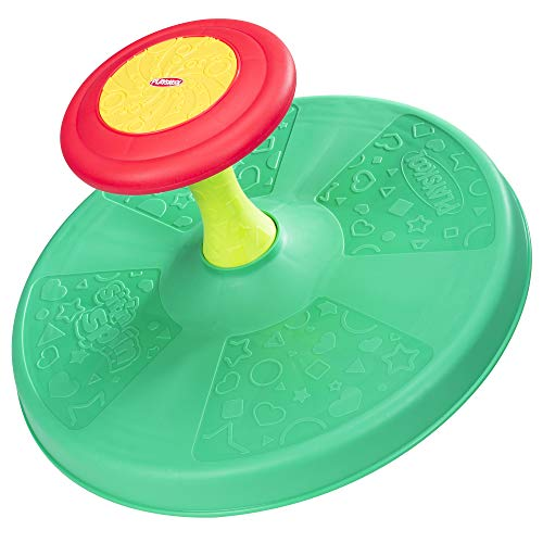 Playskool Sit 'n Spin Classic Spinning Activity Toy for...