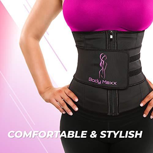 Body Maxx XL Waist Trainer - Plus Size Waist Trainer for Women - Waist Trainer a 4