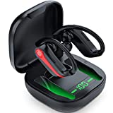 Ecouteur Bluetooth Sport, IPX7 Étanche Écouteurs sans Fil 40 Heures, 3D Hi-FI...