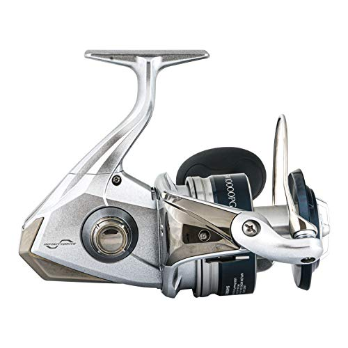Shimano Saragosa SW A Saltwater Spinning Reel, SRG10000SWAPG