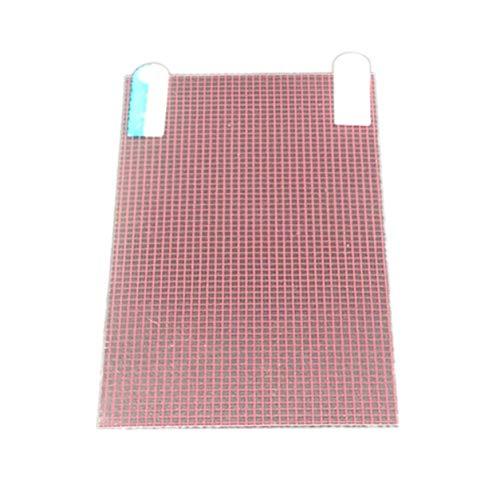 Dailyinshop Pellicola Protettiva per Smartphone con Schermo Universale Smart Phone Tablet (Colore: Rosso