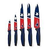 Sports Vault NFL New England Patriots Kitchen Knives