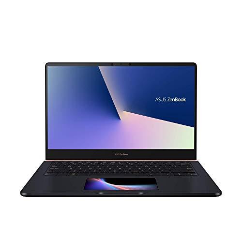 ASUS ZenBook Pro 14 UX480FD-BE010T - Portátil de 14' FullHD (Intel Core...