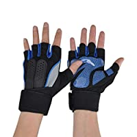 ALL PURPOSE GYM GLOVES: You can use our weight lifting gloves as gym gloves, climbing gloves,workout gloves,rowing gloves,lifting gloves,biking gloves,support gloves,training grips,on gym weights equipment,with the aerobics ball,doing cross training,...