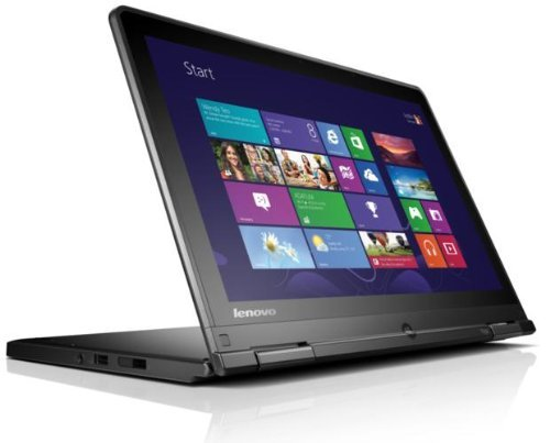 "Lenovo ThinkPad S1 Yoga 12.5"" FHD (1920x1080) IPS Touchscreen 2-in-1 Ultrabook Laptop - Intel Core i5-4200U | 4GB RAM | 180GB SSD | Backlit | BT | Fingerprint Reader | Windows 8.1 Pro 64bit"