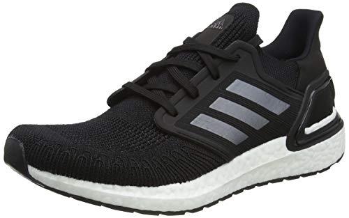 adidas Ultraboost 20, Zapatillas para Correr para Hombre, Core Black/Night Met./FTWR White, 42 EU