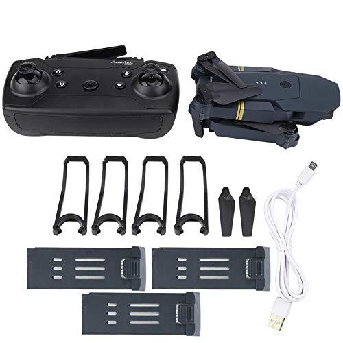 Drone FPV, 2.4G 4CH WiFi Pieghevole 2.0MP 720P Videocamera HD grandangolare RC Quadcopter Altitude...