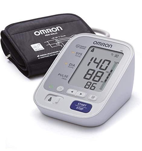 OMRON M3 Tensiomètre Électronique Compact, Détection de Pulsations Cardiaques...
