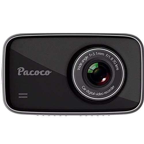 Mini Dash Cam 1080P Full HD Dash Camera for Cars Recorder Super Night Vision, 170° Wide Angle, Motion Detection, Parking Monitoring, G-Sensor, Loop Recording (Black)