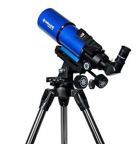 Meade 209001infinity 50-millimeter altazimuth Refractor (Azul), 80 mm refractor AZ, Azul