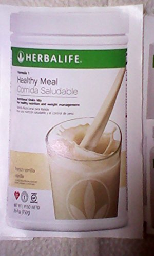 HERBALIFE QUICK COMBO - FORMULA 1 SHAKE MIX (Vanilla), PERSONALIZED PROTEIN, HERBAL ALOE (Mango), HERBAL TEA CONCENTRATE (Raspberry) 3
