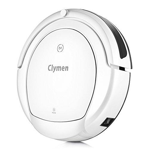 Clymen Q9 Robot Vacuum Cleaner White