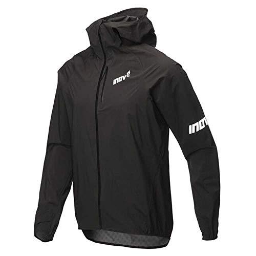 inov-8 Inov8 Stormshell Full Zip Running Jacket - SS21 - M Black