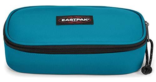 Eastpak Oval XL Single Astuccio, 22 cm, Blu (Novel Blue)