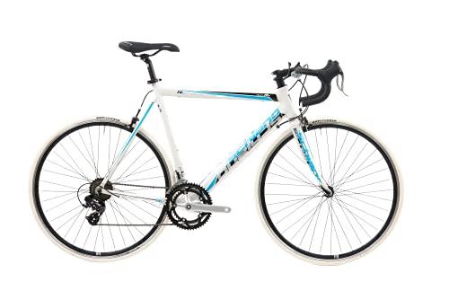 F.lli Schiano Run-R Bicicleta de Carretera, Men's, Blanco-Azul, 28'