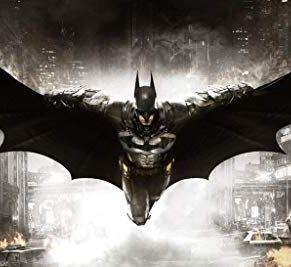 Puzzle House- Batman Comic Illustration, Rompecabezas de Madera, Dark Knight Movie Film Poster, Cut & Fit, 500/1000…