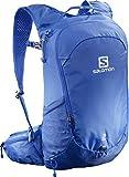 Salomon Mochila de senderismo 20L, Unisex, TRAILBLAZER 20, Azul (Nebulas Blue), LC1392700