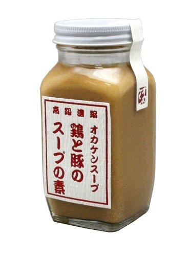 絶品!鶏と豚のスープの素 300g オカケン 日本製