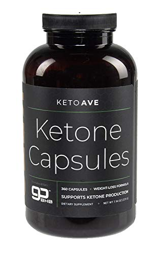 Bulk Size - Keto Ave All Natural Ketone Supplement Pills | Reach Optimal Ketosis in Your Ketogenic Diet 3