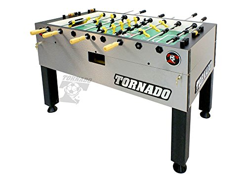Tornado Tournament T-3000 Foosball Table 3 Goalies