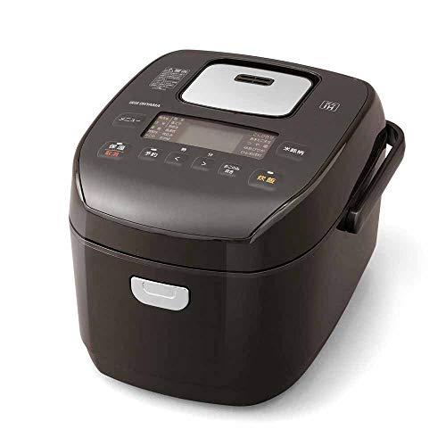 圧力IHジャー炊飯器5.5合 KRC-PD50-T ブラウン
