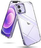 【Ringke】iPhone 12 mini ケース 5.4 インチ 対応 クリア スマホケース ストラップホール付き……