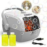 Sotodik Machine à Bulles Automatique - Machine à Bulles Portable pour Enfants...
