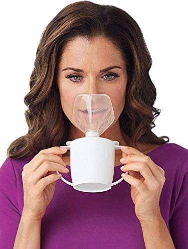 Personal Steam Inhaler - Personal Steam Inhaler Set
