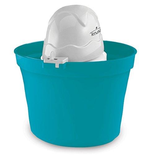 Rival Frozen Delights 2-Quart Ice Cream Maker (Blue) (Blue) by Rival