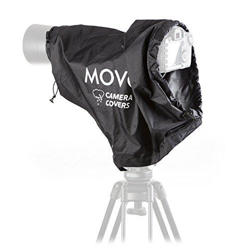 Movo CRC23 Copertura tempesta anti-pioggia in nylon per fotocamera DSLR, obiettivo e attrezzature fotografiche