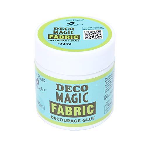 Little Birdie Itsy Bitsy Fabric Deco Magic Glue (100ml)