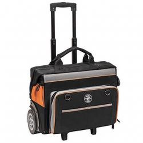 Klein Tools 55452RTB Rollling Tool Bag, Tradesman Pro