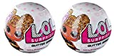 LOL Surprise! Glitter Series Doll Lot of 2 (Toy)