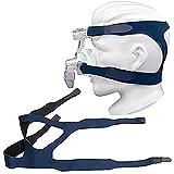 Masque de rechange universel en gel pour casque sans masque pour rééducation...