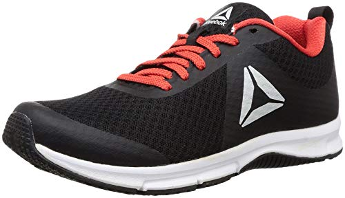 Reebok Men's RBK Stability Pro Lp Black/Canred/None Running Shoes-8 UK (42 EU) (9 US) (EG4436)