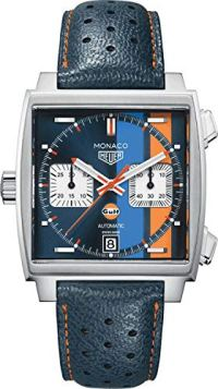 TAG Heuer Monaco Steve McQueen Special Edition Men's Watch CAW211R.FC6401