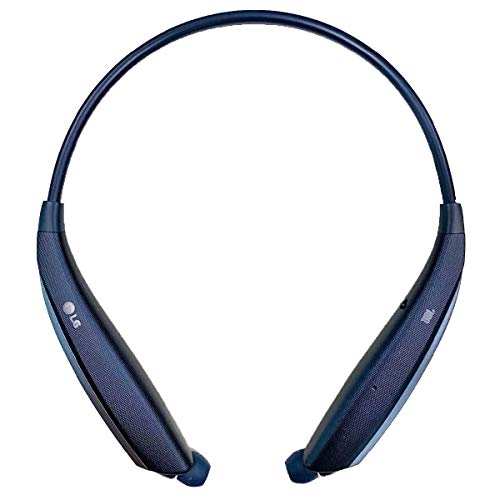 LG Tone Ultra Bluetooth Wireless Stereo Headset, Hbs-835 Blue