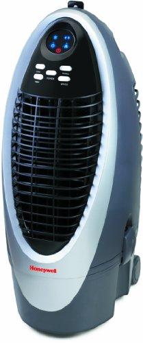 Honeywell 8717496633026 Condizionatore Evaporativo, 100 W, 220 V, Grigio, CS10XE