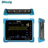Micsig Digital Tablet Speicheroszilloskop 100MHz 2CH/4CH Oszilloskope Touchscreen Digital-Oszilloskop fur Erkennung von Fahrzeugfehlern