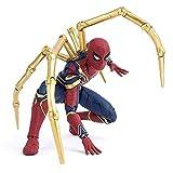 Lfy Avengers 3 Infinite War SHF Iron Spiderman 15 Cm Spiderman