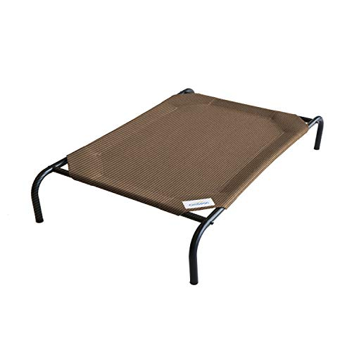Coolaroo The Original Elevated Pet Bed, Large,...