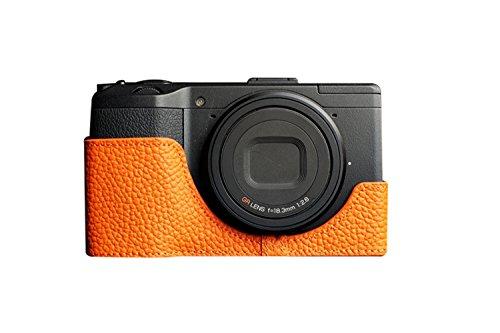 TP RICOH リコー GR / GR II (GR2)用本革カメラケース 各種カラー