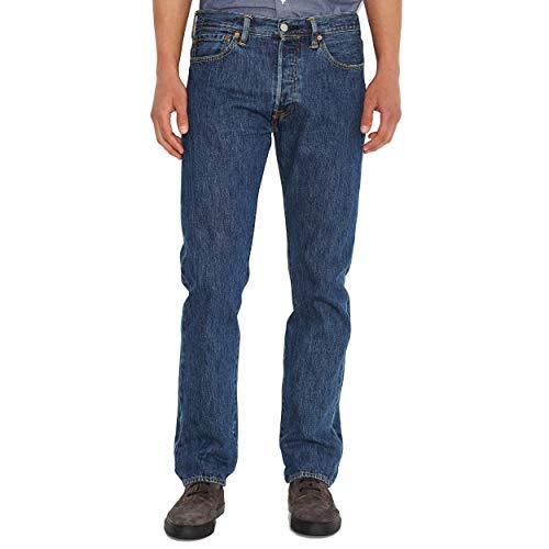 Levi's 501 Original Jeans, Stonewash 80684, 38W / 34L Uomo