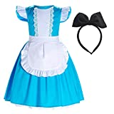 Party Chili Cotton Princess Costume for Toddler Girls Dress Up3-4 Years (3T 4T)