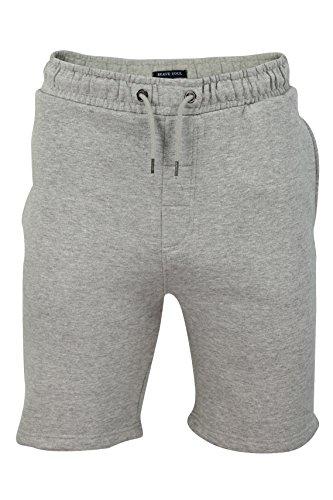 Brave Soul - Pantalones cortos deportivos - para hombre Gris X-Large